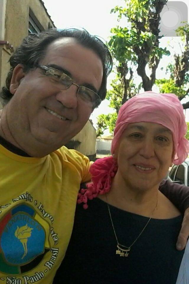 João e Elizabeth Resende são pais de Sarah, Bárbara e João (Foto: Arquivo pessoal)