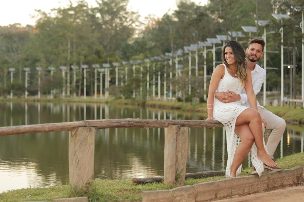 Noivos tiveram de adiar a data do casamento por causa da paralisação dos caminhoneiros