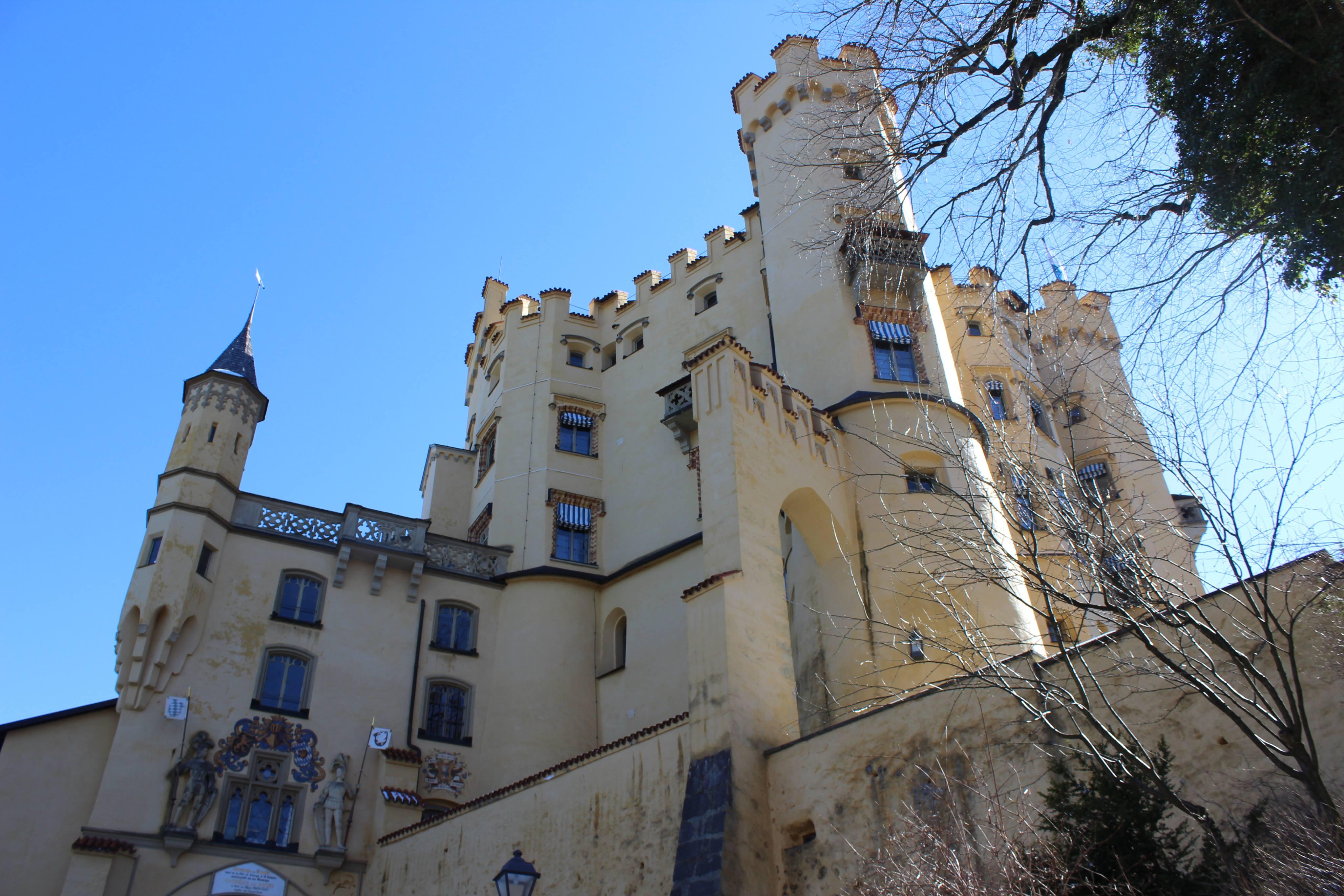 Castelo de Hohenschwangau,